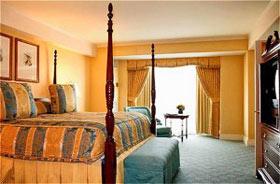 Taj Boston - hotel room