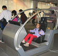 MIT Museum in Boston has interactive children's exhibits
