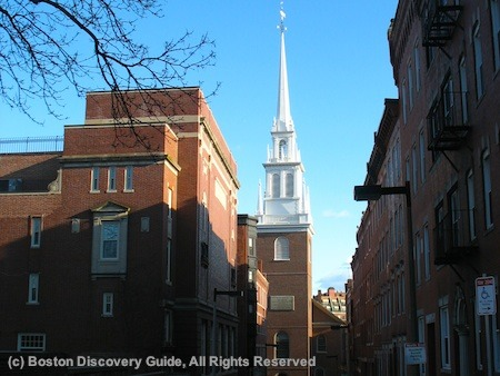 North End, oldest Boston neighborhood