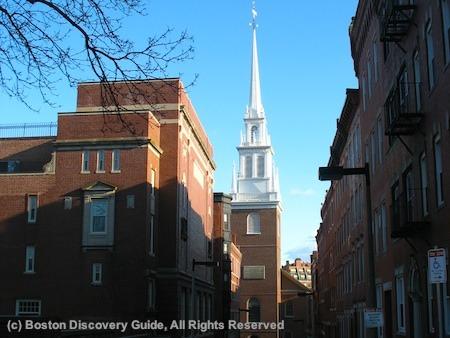 North End, oldest Boston neighborhood