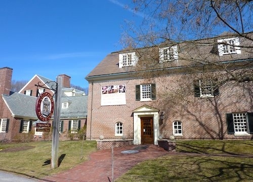 Photo of the Concord Museum in Concord, Massachusetts / www.boston-discovery-guide.com