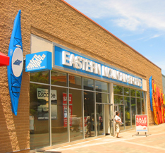 Photo - Eastern Mountain Sports in Patriots Place Mall, Foxborough MA