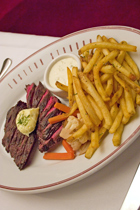 Eastern Standard Boston -steak frites photo by Adam Gesuero - copyright Adam Gesuero