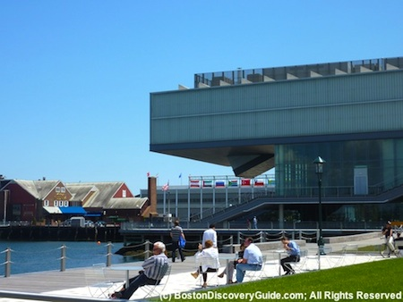 South Boston Waterfront destination - Boston ICA