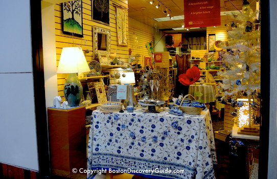 Ten Thousand Villages on Washington Street