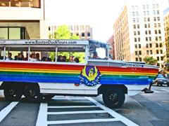 Boston Duck Tour information