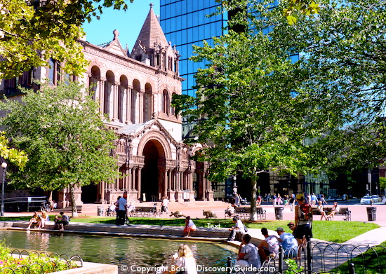 Boston Travel Guide to find top attractions