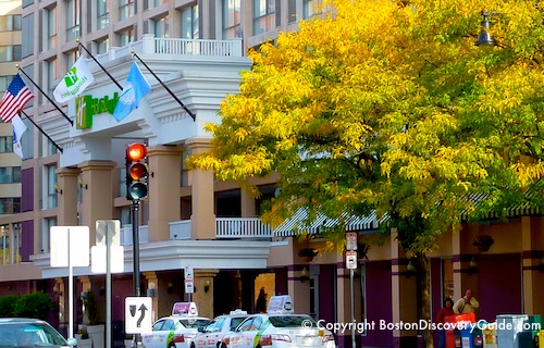 Find out about the Wyndham Hotel Boston