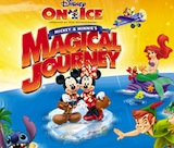 Discount tickets for Disney on Ice