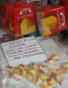 Italian Pastries in Boston's North End