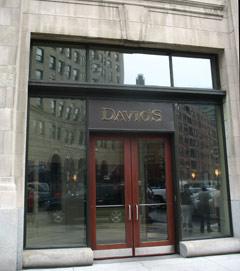 Davio's Northern Italian restaurant