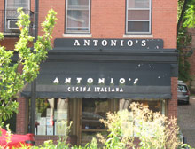 Antonio's Cucina - Boston Italian Restaurant