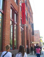 First Fridays in Boston's SoWa Art Galleries