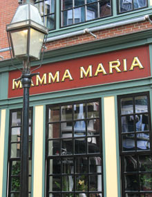 Mamma Maria - Boston Italian Restaurant