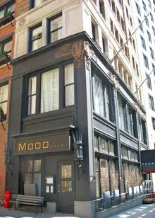 Mooo - Boston Steakhouse Restaurant