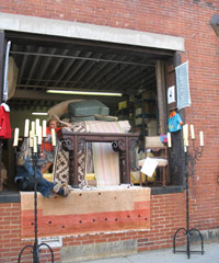 Open Studio Display in Boston's South End
