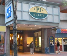 Pi Alley - Boston