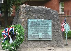 Granary Burial Ground - Samuel Adams