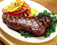 Boston Steakhouse Steak Dinner