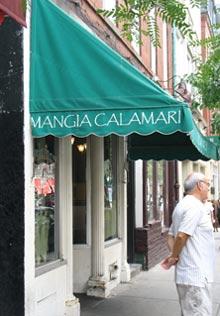 Daily Catch Restaurant - North End, Boston