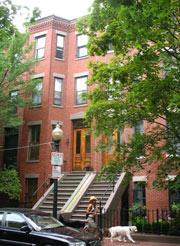 Elegant Victorian Houses - Boston's South End